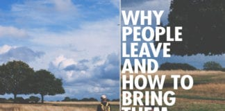 Why People Leave and How to Bring Them Back