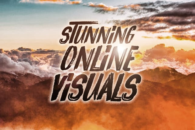 3 Tools to Create Stunning Online Visuals