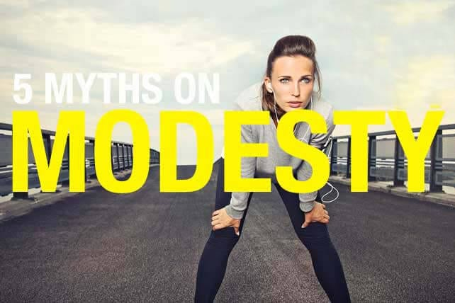 Modesty Yoga Pants And 5 Myths You Need To Know