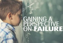 Gaining a Perspective on Failure