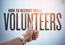 How to Recruit Great Volunteers