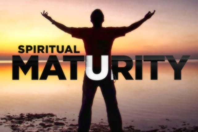 how to grow in spiritual maturity