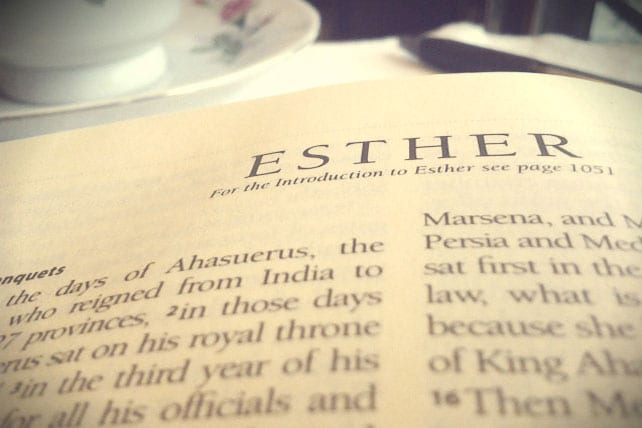 4 Principles Learned From the Book of Esther • ChurchLeaders.com