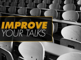 10 Ways to Improve Your Talks