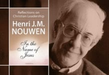 What Henri Nouwen Can Teach Youth Pastors