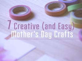 7 Creative (and Easy) Mother's Day Crafts for Your Children's Ministry