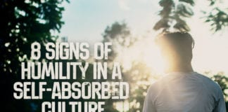 Self-Absorbed Culture humility