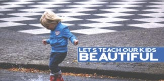 Let's Teach Our Kids 'Beautiful'