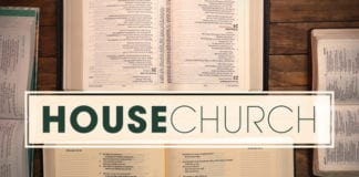 Should We Meet in House Churches?