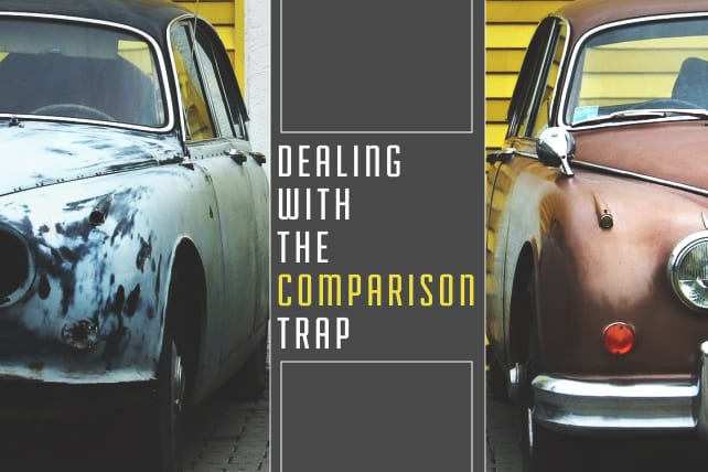 Dealing with the Comparison Trap