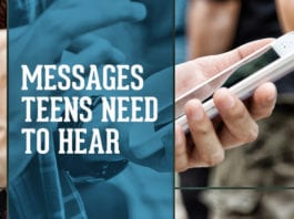 5 Messages Teens Need to Hear
