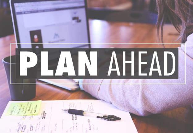 Using the Week Gap Between Christmas and New Year's to Plan Ahead
