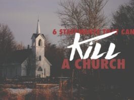 6 Statements That Can Kill a Church