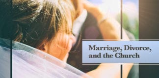 Marriage, Divorce, and the Church: What Do the Stats Say, and Can Marriage Be Happy?