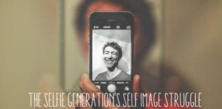 The Selfie Generation's Self Image Struggle