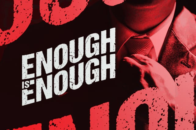 Enough is Enough—Why the Church Has to Stop Enabling Abusive Men