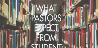 What Pastors Expect from Student Ministry