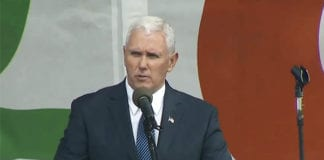 Pence March for Life