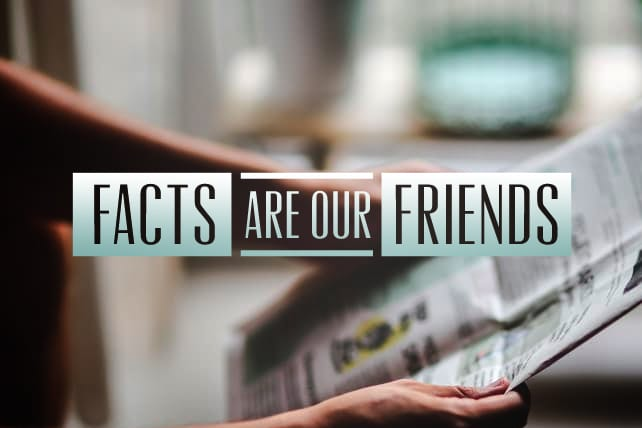Facts Are Our Friends: Why Sharing Fake News Makes Us Look Stupid and Harms Our Witness