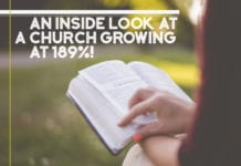 An Inside Look at a Church Growing at 189 Percent!
