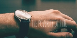 The Poverty of Time