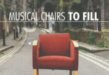 Musical Chairs to Fill