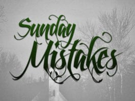 5 Biggest Mistakes Pastors Make on Sundays (and how to avoid them)