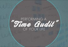 "Performing a ""Time Audit"" of Your Life"
