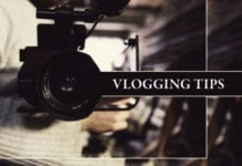 5 Vlogging Tips to Consider