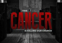 This Cancer Is Killing The Church
