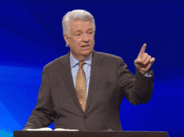 SBC Jack Graham Prestonwood