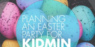6 Steps to Planning an Easter Party for Kidmin