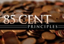 85 Cent Principle, Huge Leadership Value