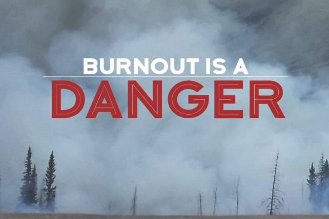 Burnout Is a Danger, Whatever Your Church Size