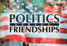 Should We Let Politics Determine Our Friendships?