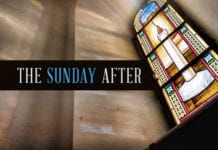 Will the Sunday After Easter Be a Letdown?
