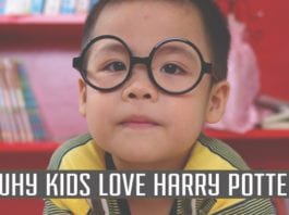 Why Kids Love Harry Potter