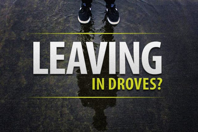Are Millennials Really Leaving Church in Droves?