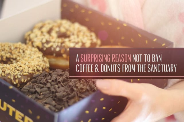A Surprising Reason Not To Ban Coffee Amp Donuts From The