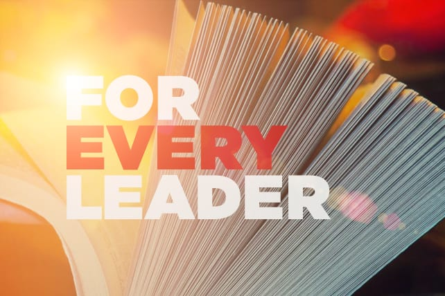 Books for Every Youth Leader