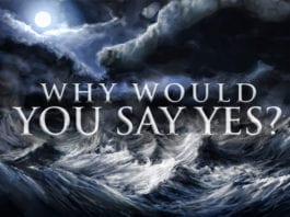 Why Would You Say Yes?