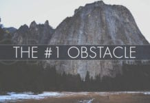 The #1 Obstacle To The Next Great Move of God in the Church and in America