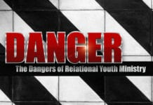 The Danger of Relational Youth Ministry