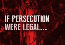 If Persecution Was Legal Would You Still Be a Christian?