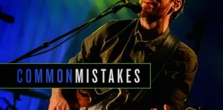 8 of the Most Common Worship Leading Mistakes
