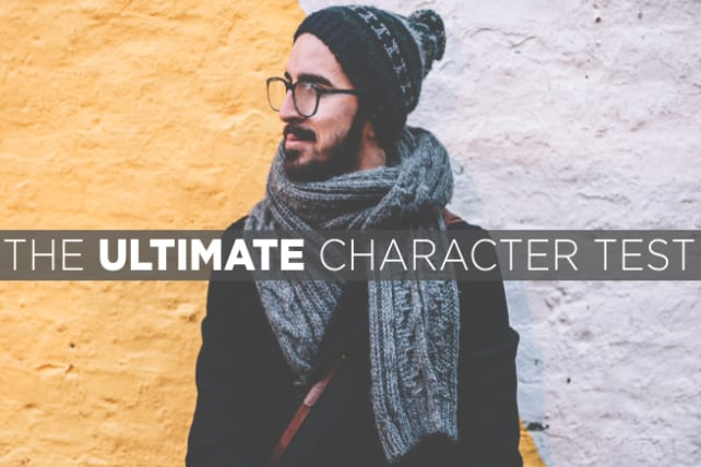 The Ultimate Character Test Any Great Leader Passes
