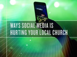 3 Ways Social Media Is Hurting Your Local Church