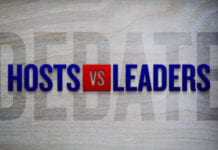 The Small Group Debate: Hosts vs. Leaders