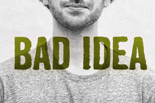 Why It's a Bad Idea to Project the Worship Leader's Face