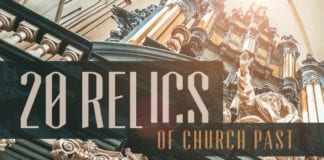 20 Relics of the Church Past